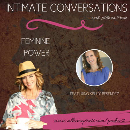 Kelly Resendez | Intimate Conversations Podcast