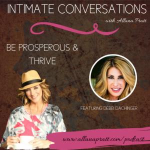 Debbie Daschinger | Intimate Conversations Podcast