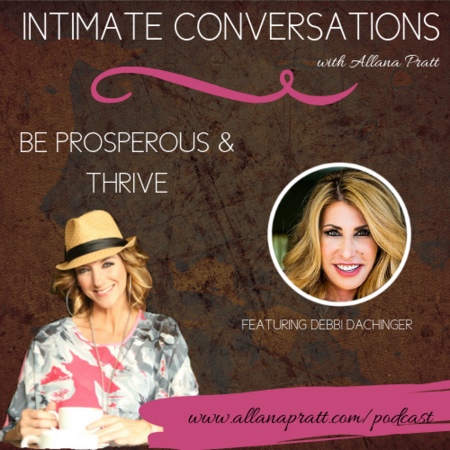 Debbie Daschinger | Intimate Conversations Podcast