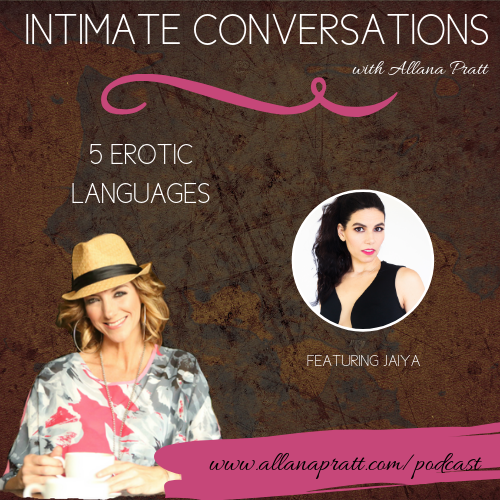 Jaiya | Intimate Conversations Podcast