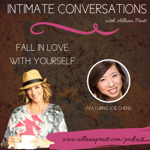 Joie Cheng | Intimate Conversations Podcast