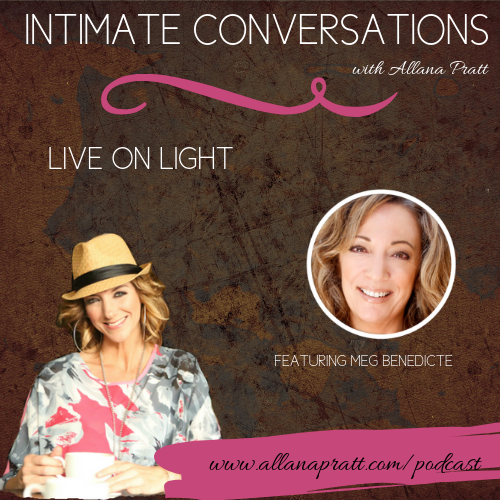 Meg Benedicte   Intimate Conversations Podcast