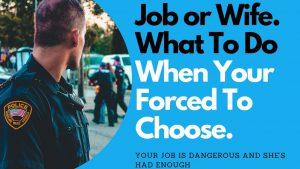 My Job or My Wife - What Do I Do | Allana Pratt
