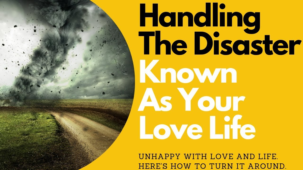 Handling The Disaster Known As Your Love Life | Allana Pratt