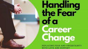 Handling the Uncertainty of a Career Change | Allana Pratt