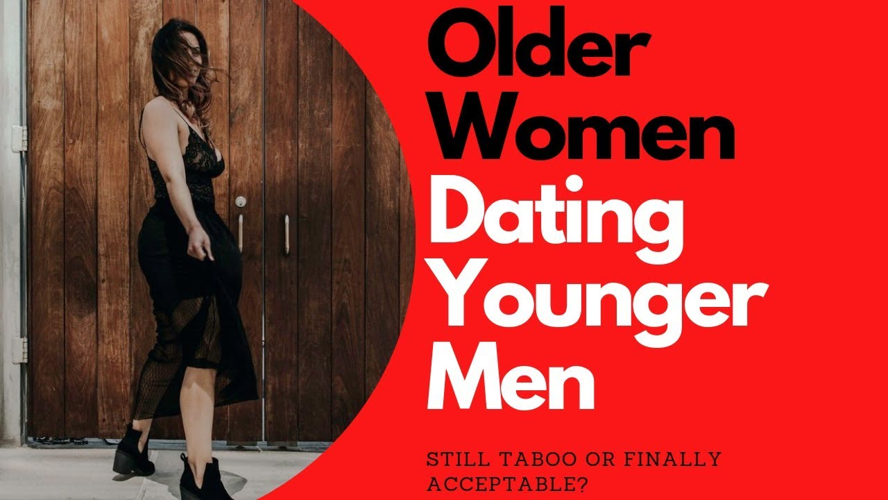 Older Women Dating Younger Men, Still Taboo | Allana Pratt