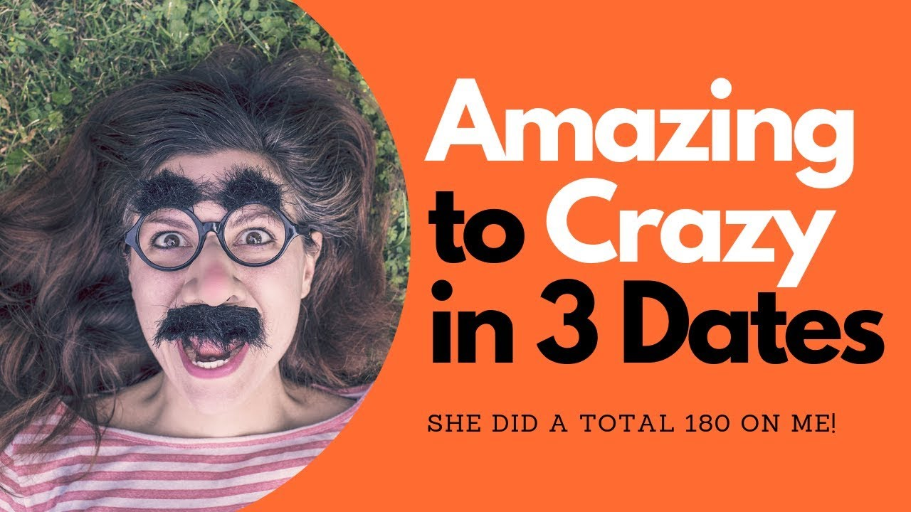 Amazing to Crazy in Three Dates! | Allana Pratt