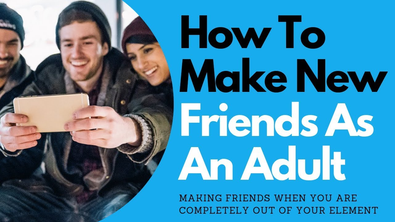 Tips for Making Friends as an Adult | Allana Pratt