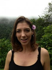 """""""Allana Pratt in Costa Rica"""