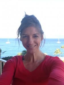 Allana Pratt in Maui
