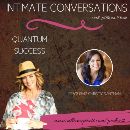 Christy Whitman | Intimate Conversations Podcast