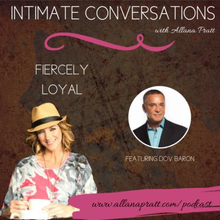 Dov Baron   Intimate Conversations Podcast