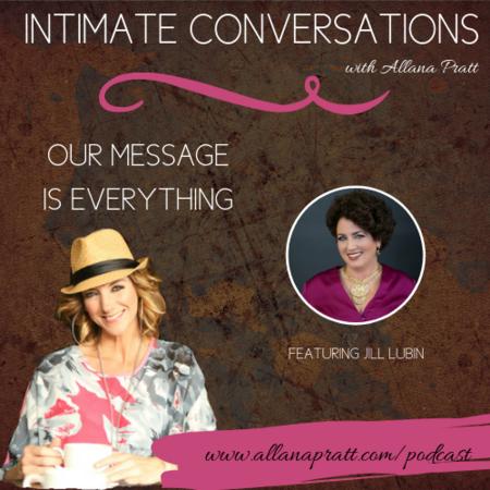 Jill Lubin | Intimate Conversations Podcast