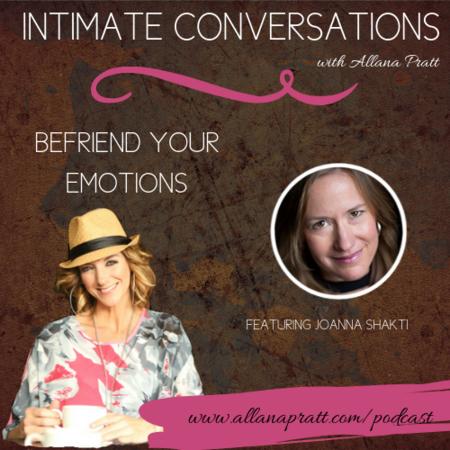 Joanna Shakti | Intimate Conversations Podcast