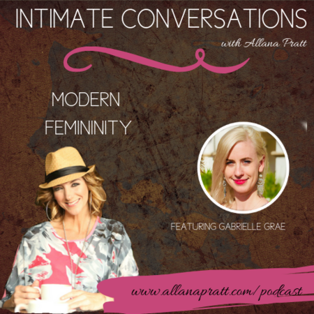 Gabrielle Grae | Intimate Conversations Podcast