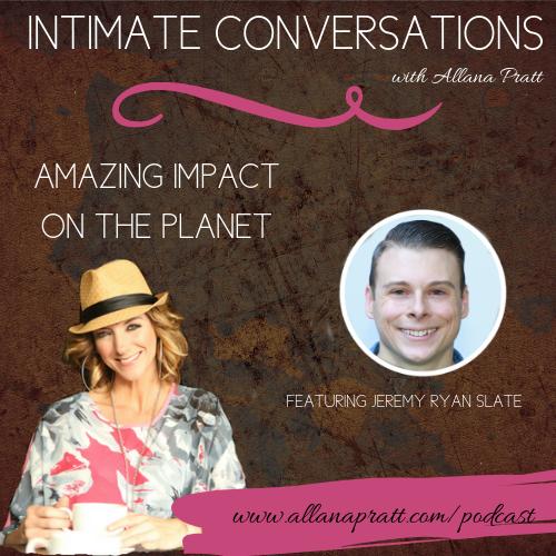 Jeremy Ryan Slate   Intimate Conversations Podcast