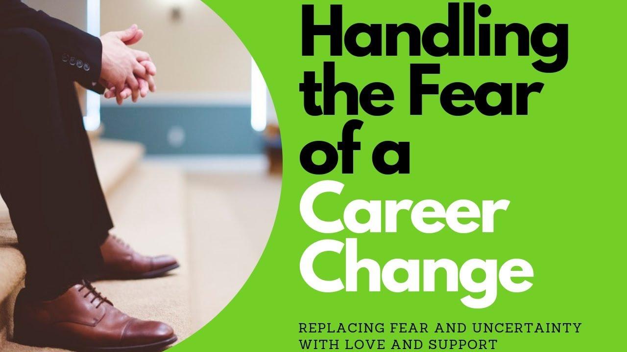 Handling the Uncertainty of a Career Change   Allana Pratt